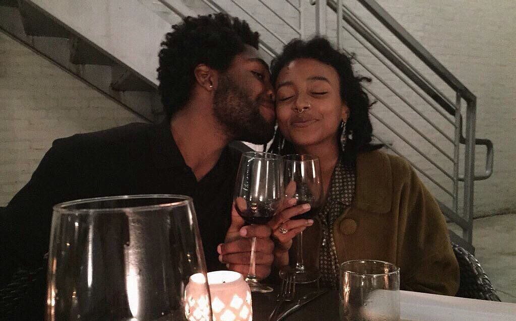 everyday black couples loving each other