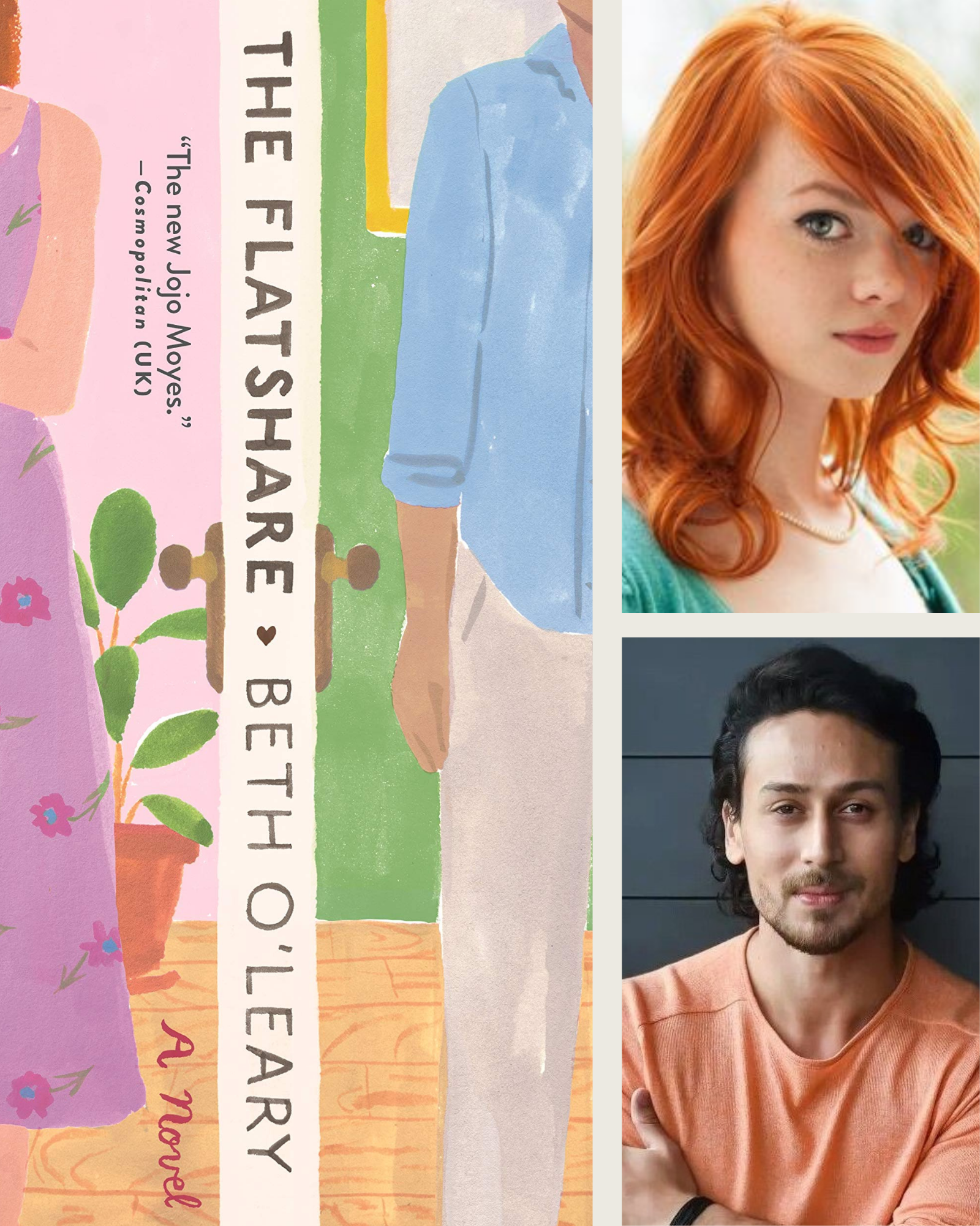 Books imagined: 'The Flatshare' by Beth O'Leary